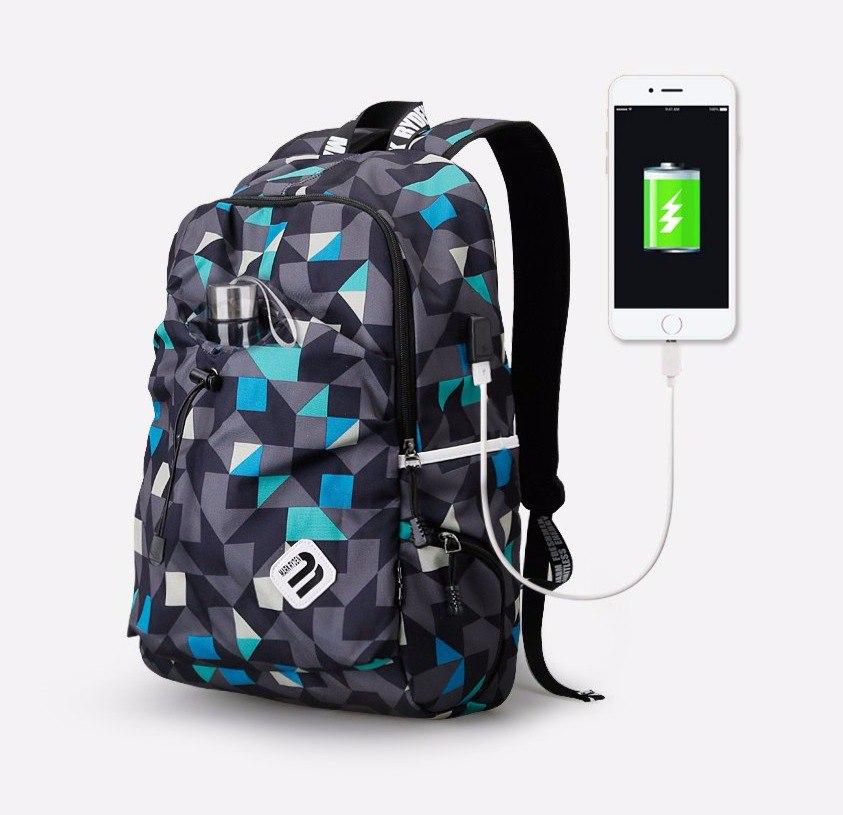 Классный водонепроницаемый рюкзак