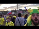 Бразилия чемпион, а Россия