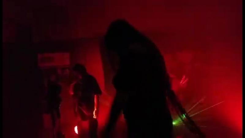 Razakel Megan C A K E Insides Live 2015 I SKReam You SKReam Tour