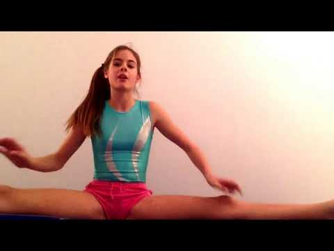 Middle split tutorial stretches hd720