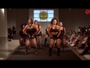 Танец толстушек на подиуме