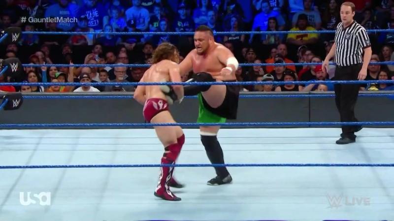 Big E vs. Daniel Bryan vs. Rusev vs. Samoa Joe vs. The Miz