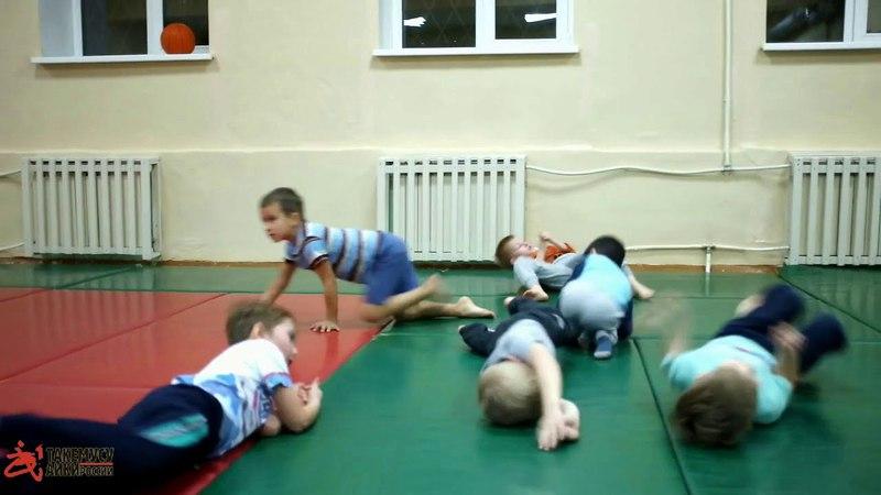 Детские тренировки 2018 Инструктор Павел Резанов