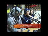 Рэпер Птаха ответил на вопросы фанатов в прямом эфире радио DFM-Нижнекамск