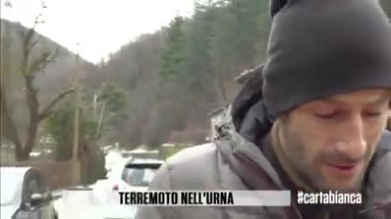 La situazione dei terremotati del centro Italia