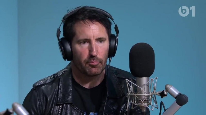 Trent Reznor Atticus Ross - Zane Lowe interview 2018