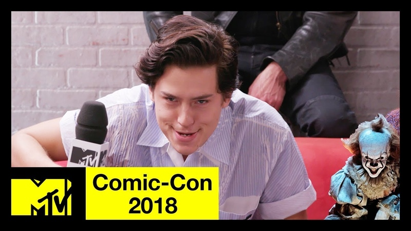 Geeks or Posers? ft. the Cast of 'Riverdale', 'Shazam!', 'Glass' More! | Comic-Con 2018 | MTV