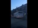 Автобус-вонючка в Красноярске