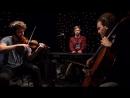 Ólafur Arnalds feat Arnór Dan_For Now I Am Winter ('13 KEXP)