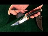 Нож Шахерезада (сталь К-340), А.Чебурков