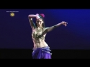 MICHELA COMPAGNONE - winner of the International Oriental Dance Competition AR 21797