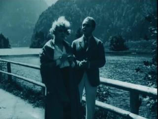Блуждающий образ / Das wandernde Bild (Фриц Ланг / Fritz Lang) [1920, Германия, Мелодрама]