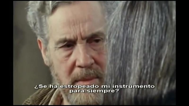 Ingmar Bergman - Después del ensayo - (1984) - Subtitulada al Español