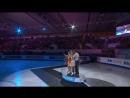 2014 GPF Ice Dance Victory Ceremony