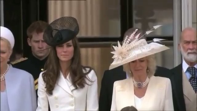 """𝔇𝔲𝔠𝔥𝔢𝔰𝔰 𝔬𝔣 ℭ𝔞𝔪𝔟𝔯𝔦𝔡𝔤𝔢 on Instagram """"The Duchesses first time at Trooping The Color as a Royal member in 2011"""""""
