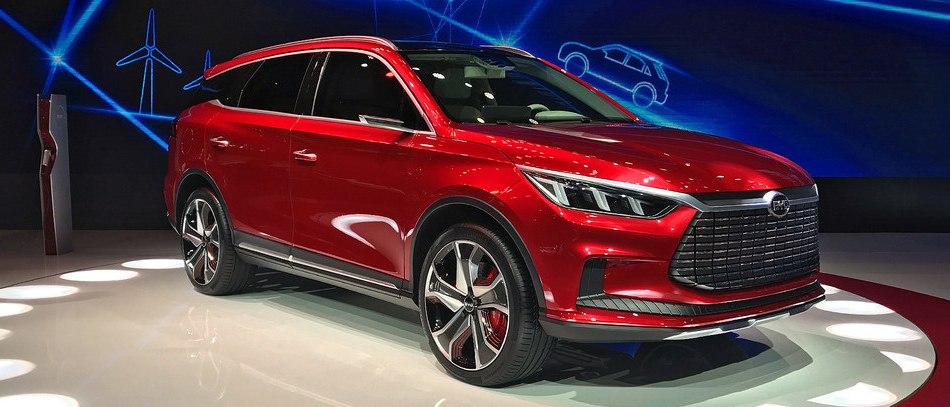 Есть доказательство, что китайцы умеют делать красивые машины