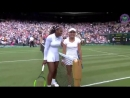 Third round spot sealed in 66 minutes - - Another step towards an eighth Wimbledon title,