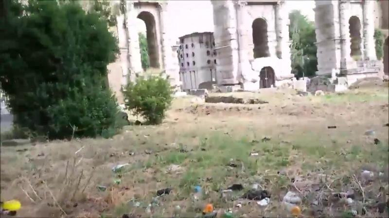 Италия - Рим - исламизация - грязь