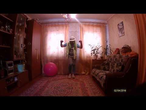 6 *** Индийский танцевальный случай с весёлым клоуном Андрюччей