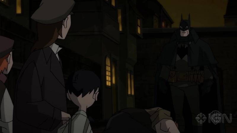 ENG | Трейлер мультфильма «Бэтмен: Готэм в газовом свете — Batman: Gotham by Gaslight». 2018.
