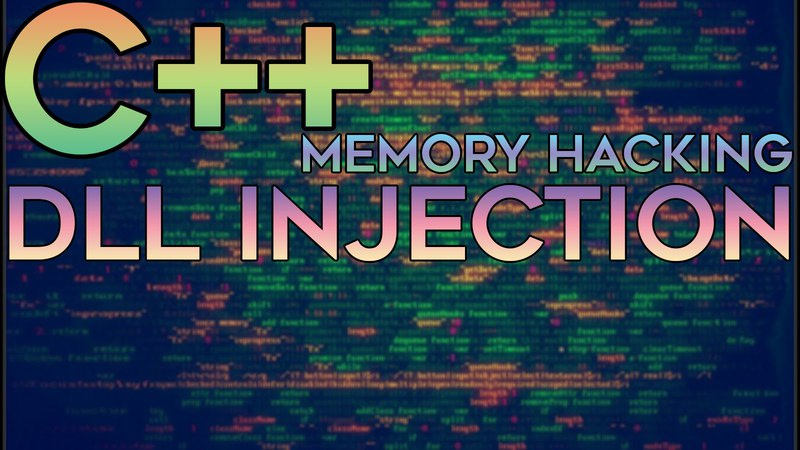 C/C Memory Hacking — Dll Injection