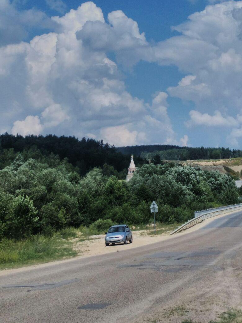 Старые церкви Заказанья. Состояние на лето 2018 года.