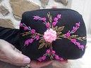 MONEDERO BORDADO Purse Embroidery