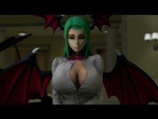 Hot content 3d hentai sfm darkstalkers morrigan aensland rule34 r34 pov sound