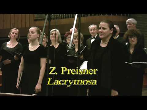 Zbigniew Preisner Lacrimosa (Izabela Grajner-Partyka with her daughter)