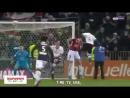 Ницца 1 0 Бордо Обзор матча Футбол Чемпионат Франции 17 декабря