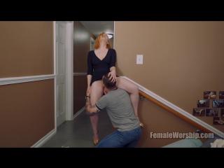 Jessica [hd 720, femaleworship, femdom, cunilingus, xxx, facesitting, pussy licking, new porn]