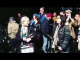 София на съёмках сериала «Перфекционистки» / 27 марта 2018