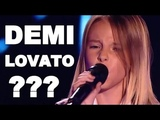TOP 8 BEST OF DEMI LOVATO'S STONE COLD SONGS / COVERS IN THE VOICE AND X FACTOR!