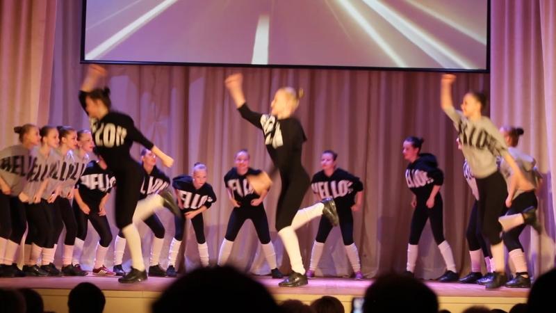Танец В стиле Джамп.15 лет Задумке