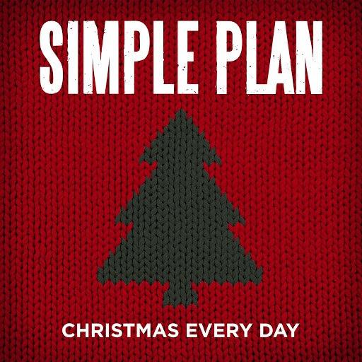 Simple Plan альбом Christmas Every Day