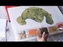 Color Kit. Раскраска Алмазная картина ( 2 в 1 ) - Обзор