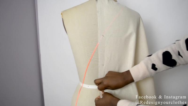 How To Drape A V neck Puff Sleeve Bodice смотреть онлайн без регистрации