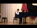 Данил Логинов Ночной дождь пьеса для фортепиано