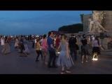 Танцы на Стрелке В.О. Хрустальный дракон. 21 июля 2018. Часть 5