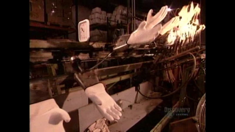 How.Its.Made.S03E13.Fire.Fighter.Boots.Garden.Tools.Automated.Machines.Gypsum.Board