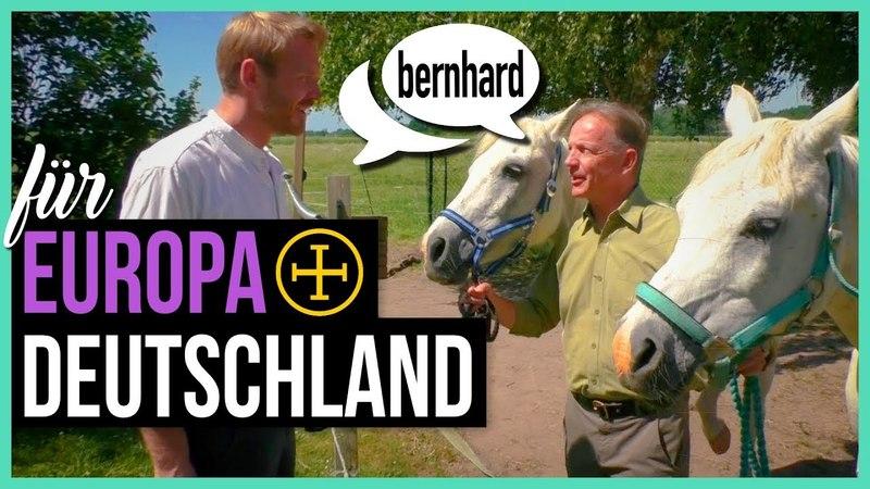 Für Deutschland und Europa - Bernhard Schaub im Gespräch
