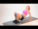 Упражнения для внутренней поверхности бедра и ягодиц