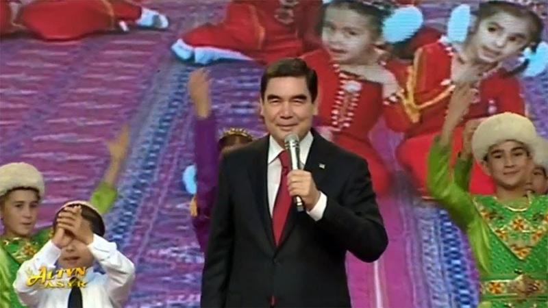 В Туркменистане отметили 61-й день рождения президента