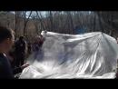 18 февраля-походная баня черноречье,байдарка делаем баню