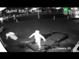 Грабители-неудачники в Шанхае