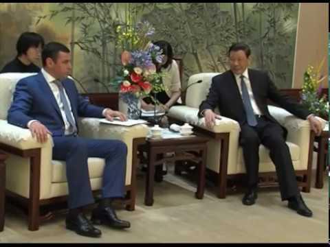 Ярославская область будет сотрудничать с Шанхаем