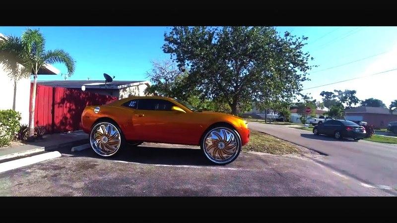 Крутая тачка - Камаро Chevrolet Camaro