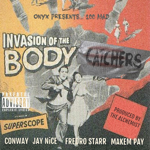 ONYX альбом Invasion of the Body Catchers