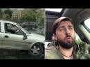 Возвращение 90-х в Харьков! разборки на дороге