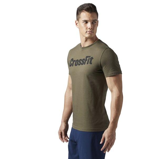 Спортивная футболка Reebok CrossFit High Intensity Graphic